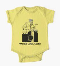 Very Funny Retro Bowling T-Shirt Kids Clothes