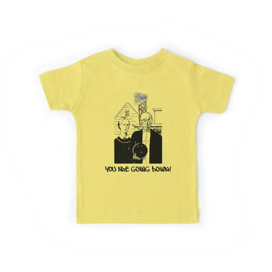 Very Funny Retro Bowling T-Shirt