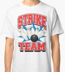 Bowling Strike T-Shirt Classic T-Shirt