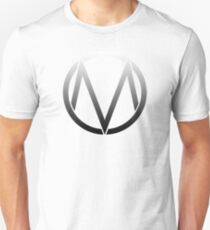 The Maine - Band  Logo Fade Unisex T-Shirt