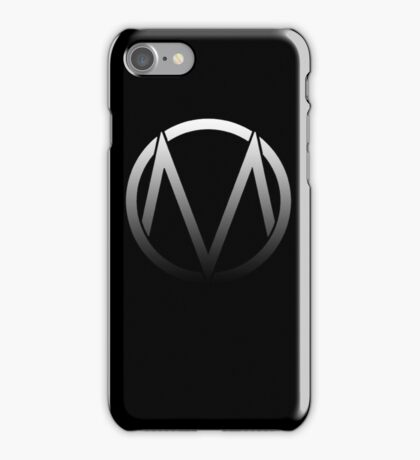 The Maine - Band  Logo Fade iPhone Case/Skin