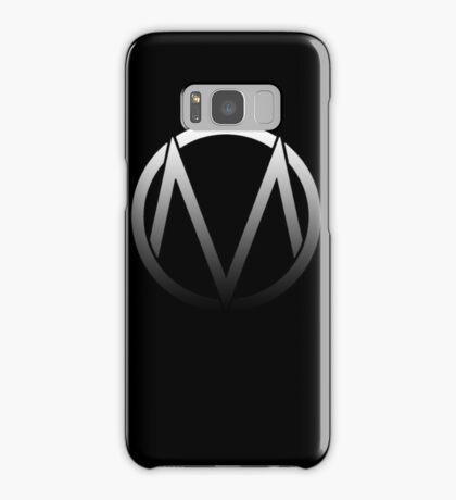The Maine - Band  Logo Fade Samsung Galaxy Case/Skin