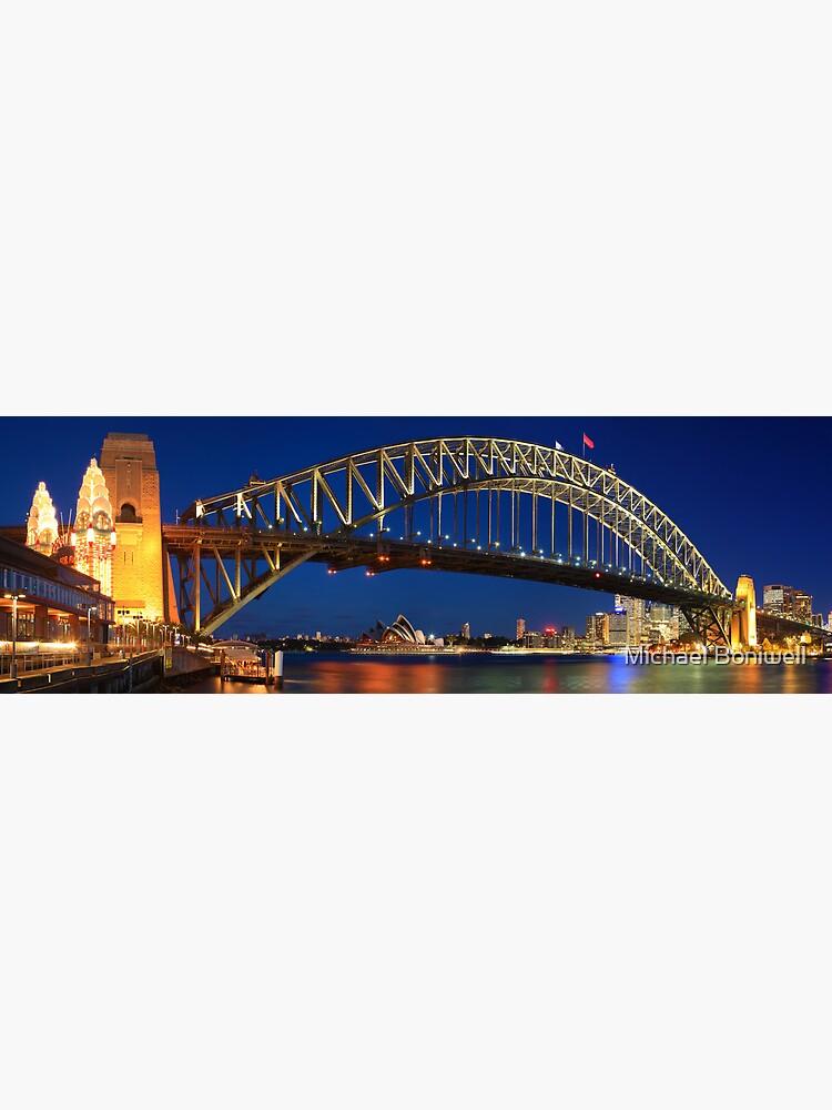 Sydney Harbour Bridge, New South Wales, Australia by Chockstone