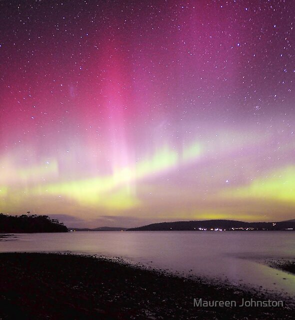 A Magical Sky by Maureen Johnston