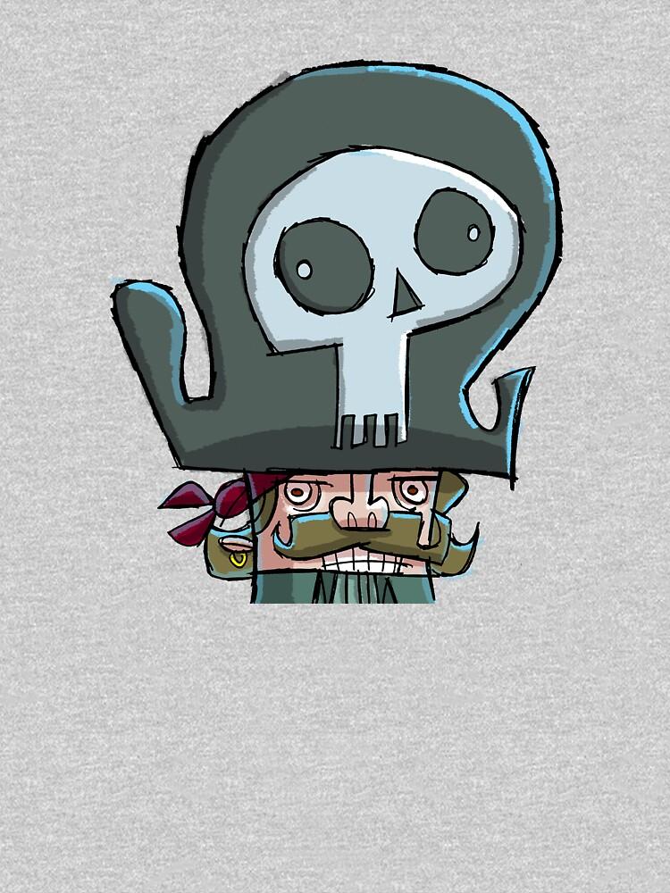 the big pirate hat by csjennings