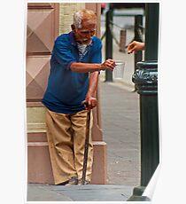 Beggar Poster