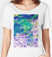 Water photoshoped Women's Relaxed Fit T-Shirt