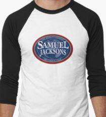 SamueL Jacksons Men's Baseball ¾ T-Shirt