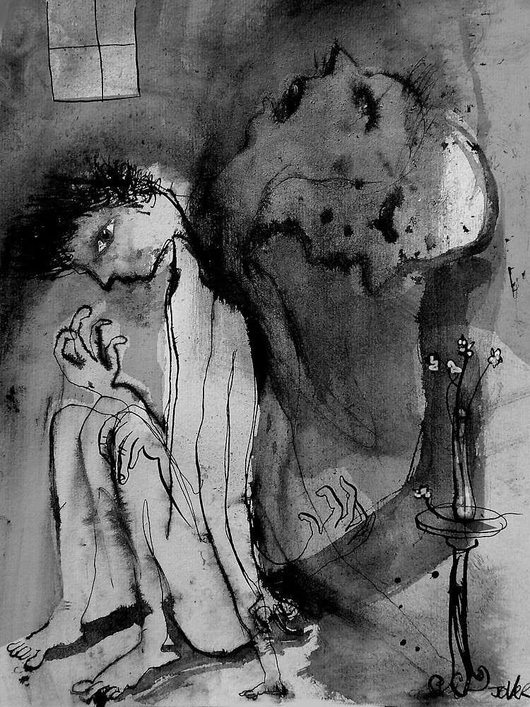 tomorrow is a long time by Loui  Jover