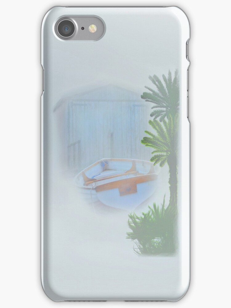 Island Dream iPhone Case by Catherine Hamilton-Veal  ©