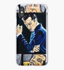 The Curse of Genius iPhone Case