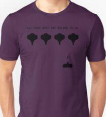 All Your J-Bass Unisex T-Shirt
