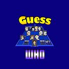 Guess Who by DamoGeekboy