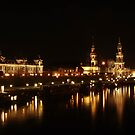 Dresden by night by x- pose