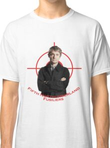 Fifth Northumberland Fusiliers Classic T-Shirt