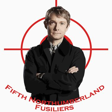 Fifth Northumberland Fusiliers by completearmy