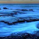 Rocks Awash #2 by bazcelt
