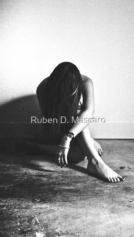 Analysis of a woman part 1 by Ruben D. Mascaro