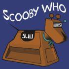 Scooby Who by robotrobotROBOT