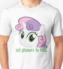 Set phasers to HUG T-Shirt