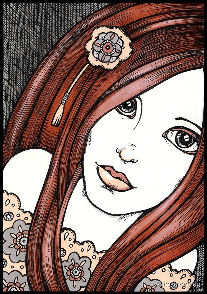Cinnamon Girl by Anita Inverarity