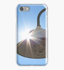 Sunlight Versus Streetlight | Farmingdale, New York  iPhone Case/Skin