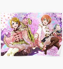 Love Live! School Idol Project - Flower Power Poster