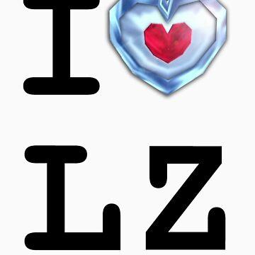I <3 Zelda by Midna
