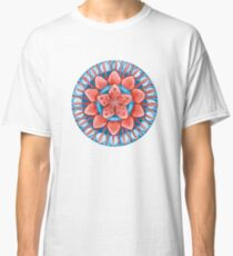Frosted Cherry Blossom Classic T-Shirt
