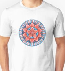 Frosted Cherry Blossom Unisex T-Shirt