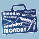 CASE OF THE MONDAYS by shirtboxco