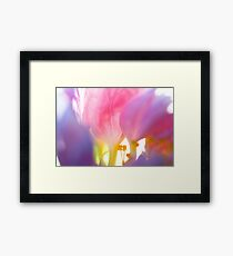 In the Land of the Giants Framed Print