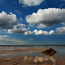 Cromer view to sea by Mark Bunning