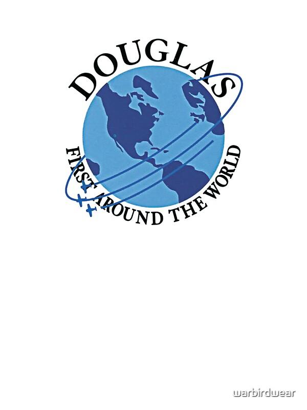 Quot Douglas Aircraft Company Logo Quot Stickers By Warbirdwear