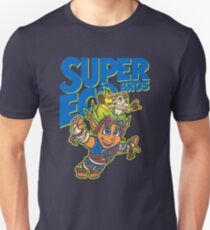 Super Eco Bros Unisex T-Shirt