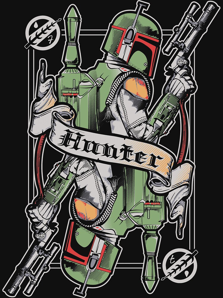 Hunter by buzatron
