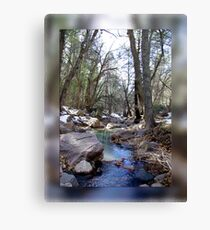 Cherry Creek Canvas Print