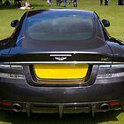 Aston Martin DBS by Tony Reed