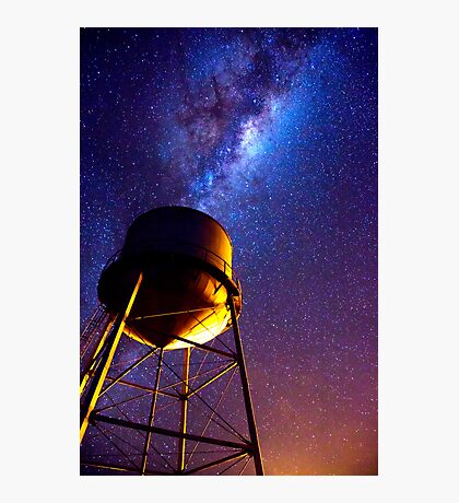 Cooking up Stars Photographic Print