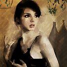 Losing August - Portrait by Galen Valle