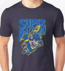 Super Raccoon Thief Unisex T-Shirt