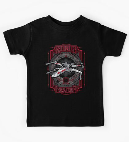 Rogue Leader Kids Clothes
