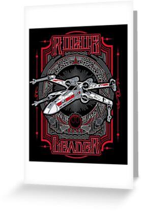 Rogue Leader by buzatron
