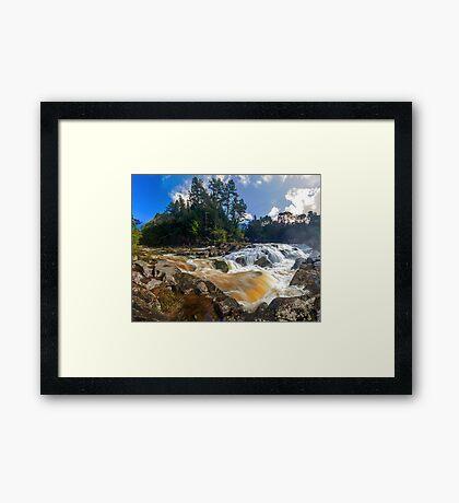 Mclaren Falls Framed Print