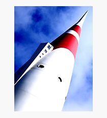 DISNEYLAND - Moonliner Photographic Print