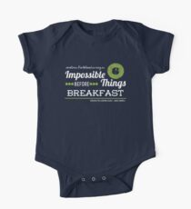 Impossible Things Kids Clothes