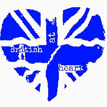 Brit At Heart (blue) by sherlockwho