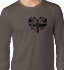 British At Heart (pocket) T-Shirt