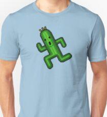 Pixelart Cactuar Unisex T-Shirt