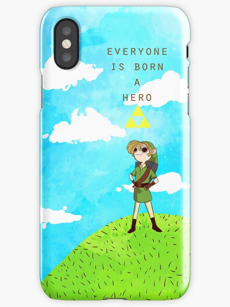 Hero by gatonegro